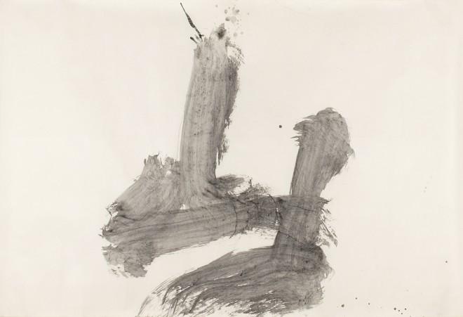 YU-ICHI (Inoue Yûichi), #021296  Yama 山 (Berg), 1966