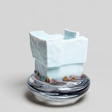 Masamichi Yoshikawa, #021932  Sûien (Water flame), 2018
