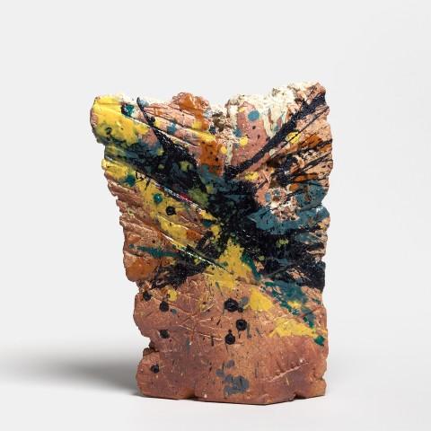 """Kei Tanimoto, #021236  """"Action Vase"""", 2016"""