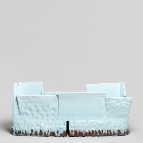 Masamichi Yoshikawa, #021924  Kayho (Luxuriant pottery palace), 2019