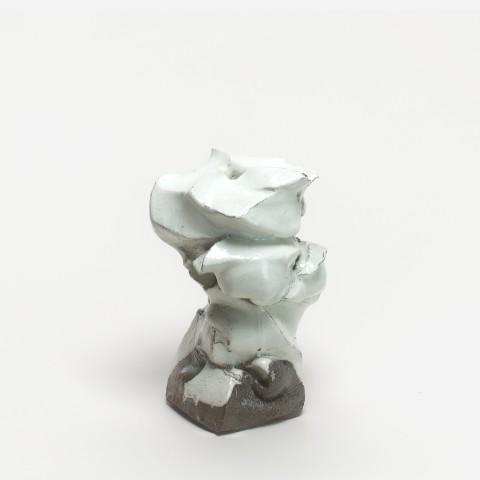 Shozo Michikawa, #021157  Skulpturale Form - Vase, 2016