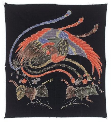 Textilien, #000794  Futon-gawa, 19. Jh.