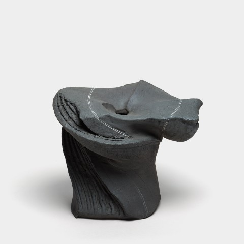 Shozo Michikawa, #020573  Topology Form - Vase, 2014