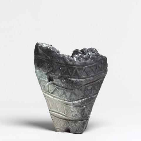 Kei Tanimoto, #021232  Vase (hanaire), Iga-Typ, 2016