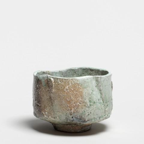 Kei Tanimoto, #021286  Teeschale (chawan), Iga-Typ, 2016