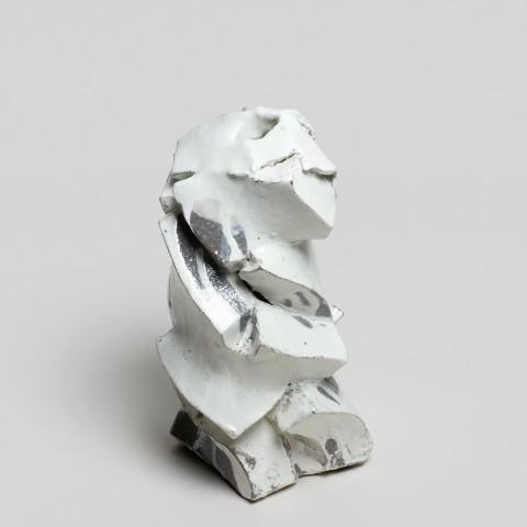 Shozo Michikawa, #021844 Skulpturale Form, 2018