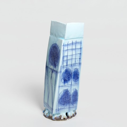 Masamichi Yoshikawa, #021942  Kayho (Luxuriant pottery palace), 2019