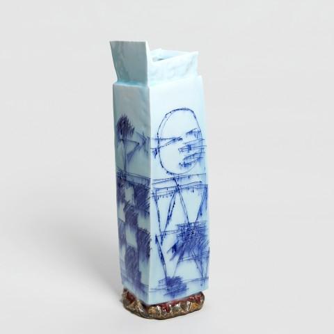Masamichi Yoshikawa, #021943  Kayho (Luxuriant pottery palace), 2019
