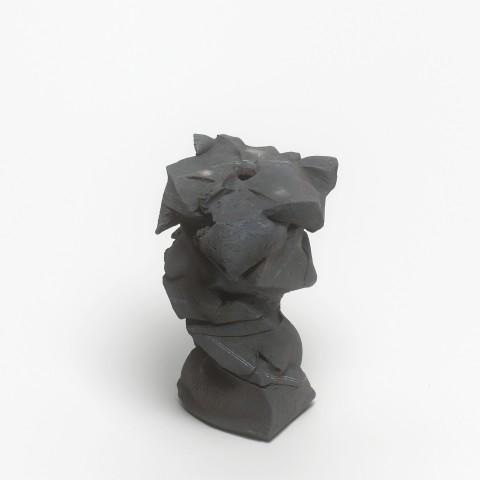 Shozo Michikawa, #021162  Skulpturale Form - Vase, 2016