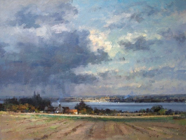 Approaching Storm, Pegwell