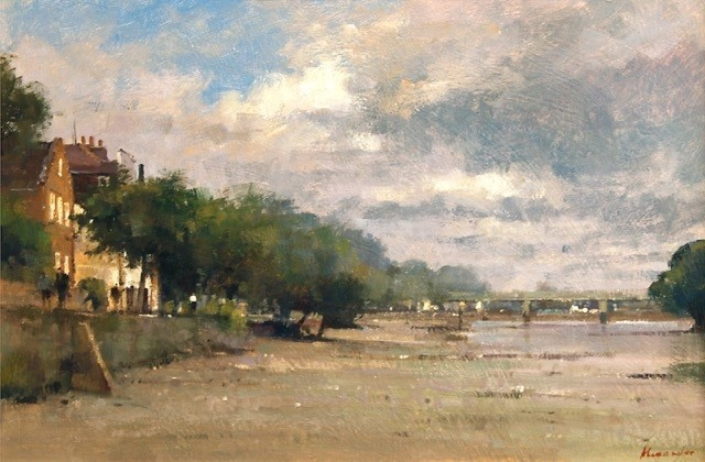 Strand-on-the-Green, London  SOLD