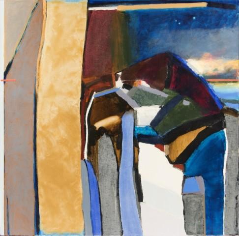 Sticks, Winter Beacon  David Prentice