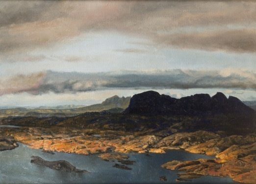 Suilven from Polly  Fred Schley