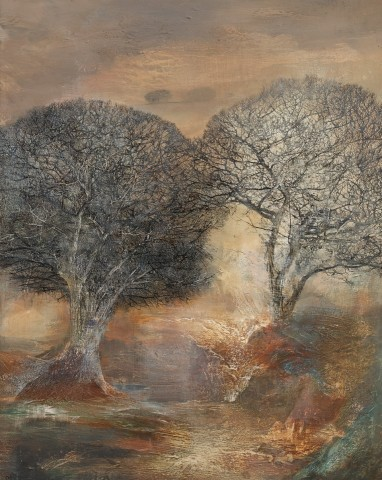 Two Trees  Mary Anne Aytoun-Ellis