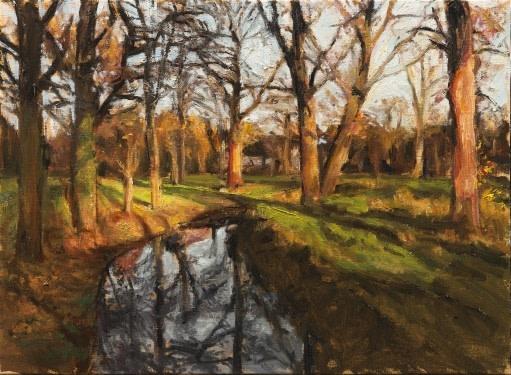 Reflections at Wamberg