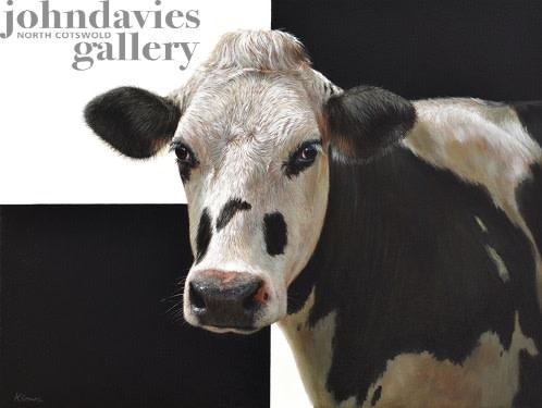 Saskia the Cow