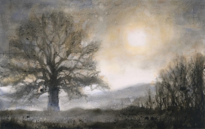 Gary Cook  Gascoigne Oak No.2  SOLD