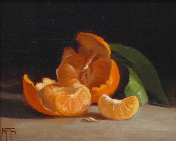 Raquel Alvarez Sardina  Mandarin