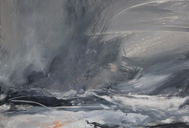 Janette Kerr  Moment of Wildness, Shetland  SOLD