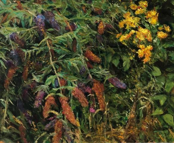 Fred Schley  Wild Flower Series No. 5