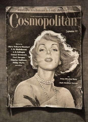 Mark S Payne  Cosmopolitan, September 1948  £4,250
