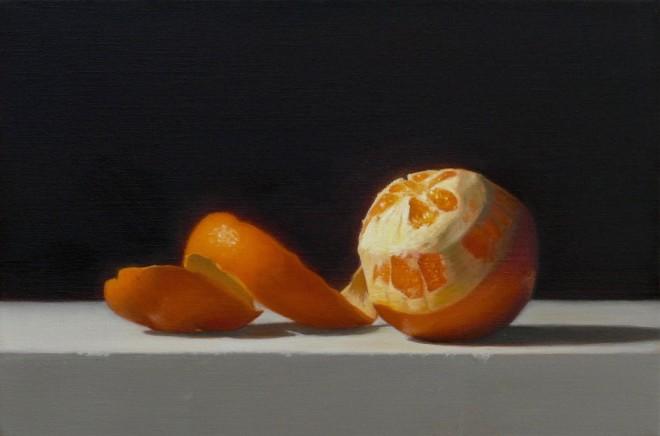 Raquel Alvarez Sardinia MA SWA  Orange  Sold