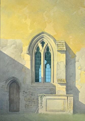 Chancel Windows, Kedington  SOLD