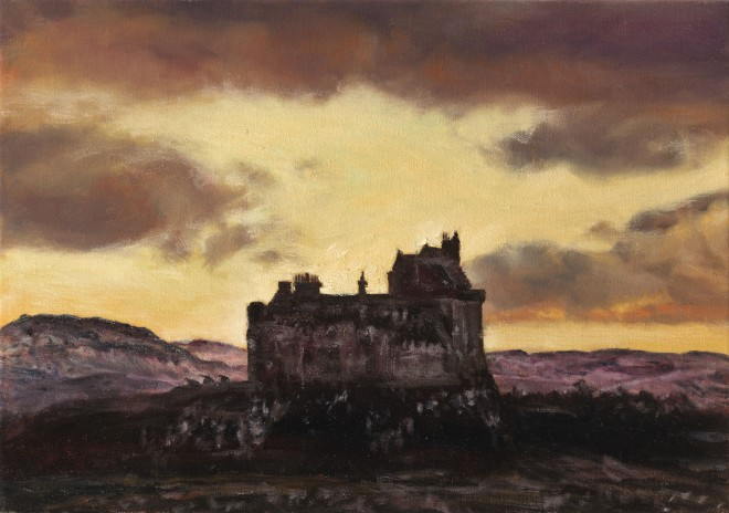 Fred Schley, Duart Castle, Mull (2)