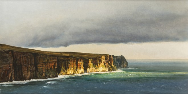 Rackwick Cliffs