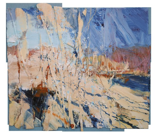 David Tress, Winter Day Filigreed Shadow II