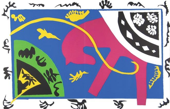 Henri Matisse, Le Cheval, l'Ecuyere et le Clown