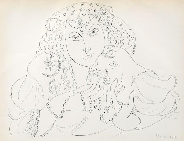 Henri Matisse, Dessins Series