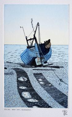 Anthony Dawson, New Day, Aldeburgh