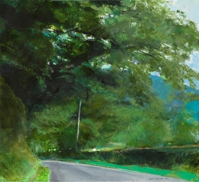 David Prentice, West Malvern Lane, 2011