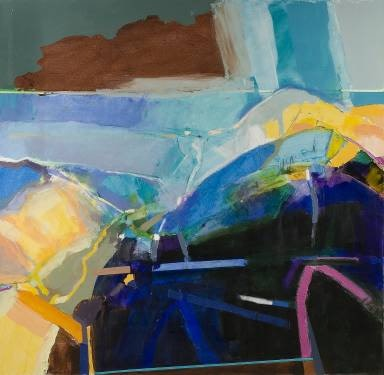 David Prentice, Hill Shadow, 2008