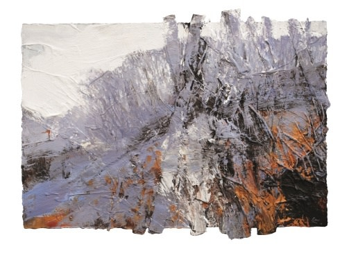David Tress, A Freezing Morning (Valley)