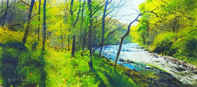 Richard Thorn SWAc, River Passage (the Dart)
