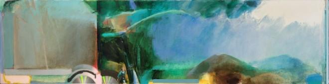 David Prentice, Ariadne's thread - Event Horizon, 2002