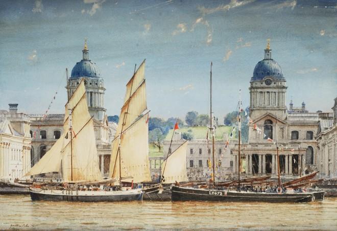 Jonathan Pike, Greenwich