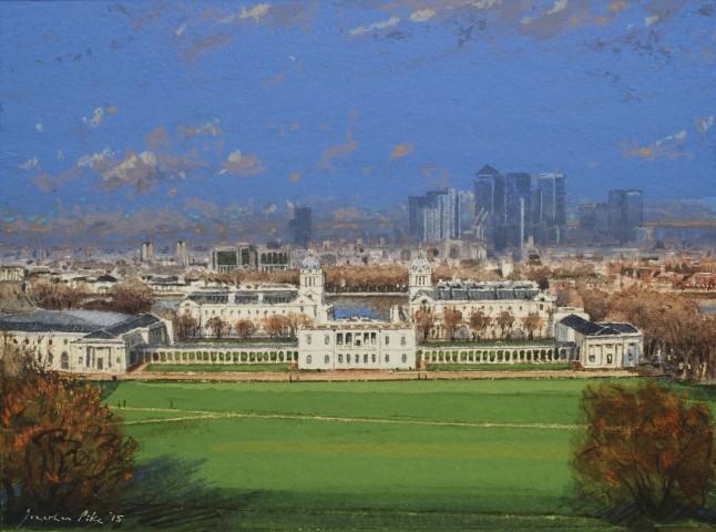 Jonathan Pike, Greenwich Park