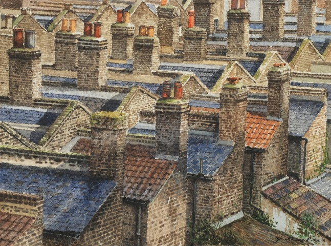 Jonathan Pike, Waterloo Rooftops