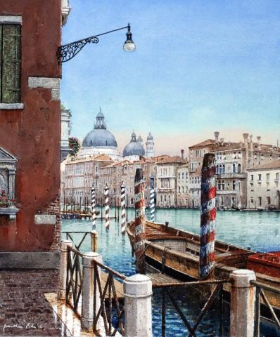 Jonathan Pike, Grand Canal