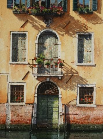 Jonathan Pike, Sunshine, Venice
