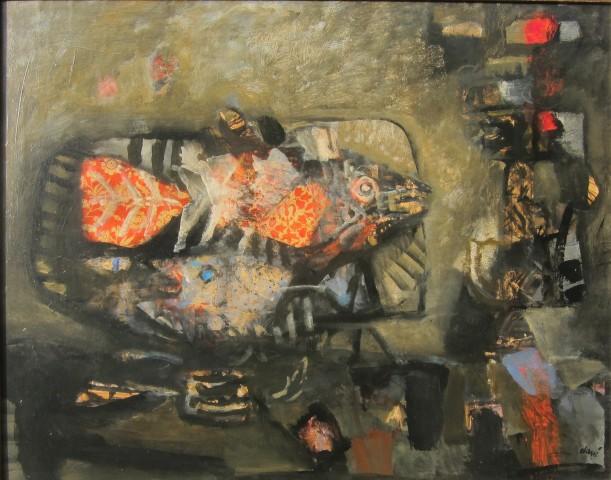 Antoni Clave, Fish