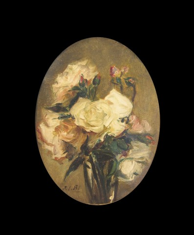 Jacques-Emile Blanche, Bouquet of Roses