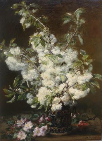Alexis Kreyder, Cherry Blossoms