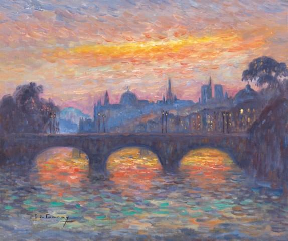 Isabelle de Ganay, Paris le nuit