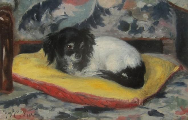 Le petit chien