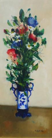 Gaston Sebire, Summer Flowers