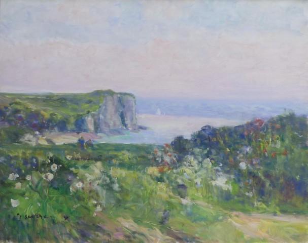Gaston Sebire, Pays de Caux